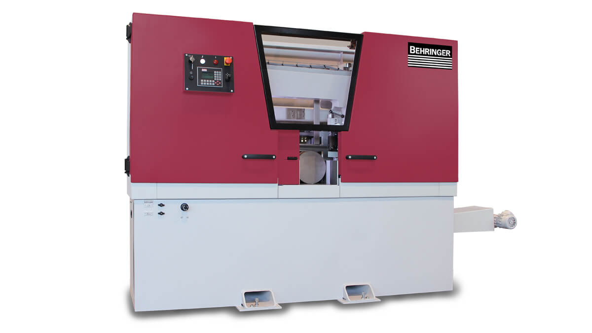Behringer Bandsägeautomat HBE261A Dynamic