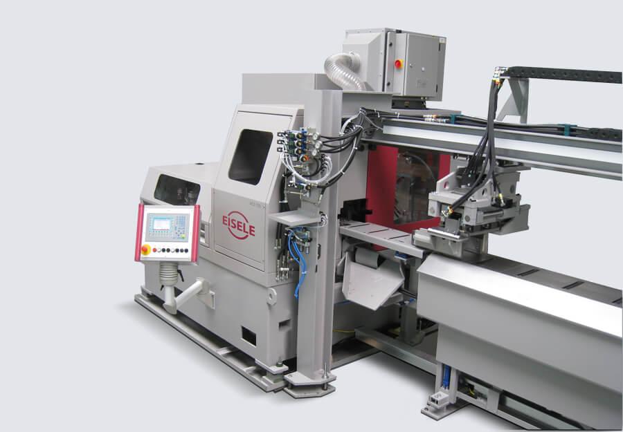 Behringer Eisele HCS Metallkreissägeautomat Entsorgungsportal