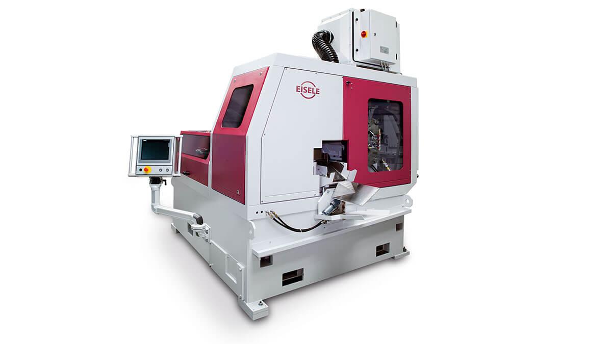 Behringer Eisele Metallkreissäge HCS 160 MF mit innovativer Multi-Fluid Technologie