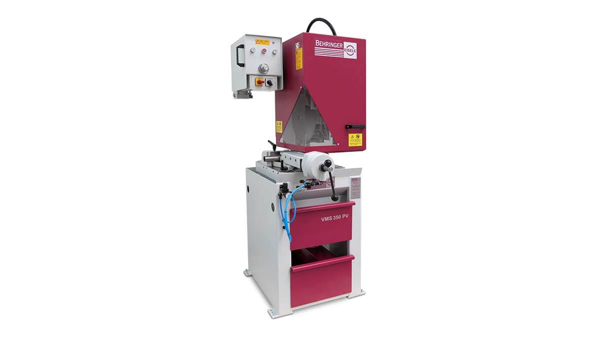 Behringer Eisele Vertikal-Metallkreissäge VMS 350 PV