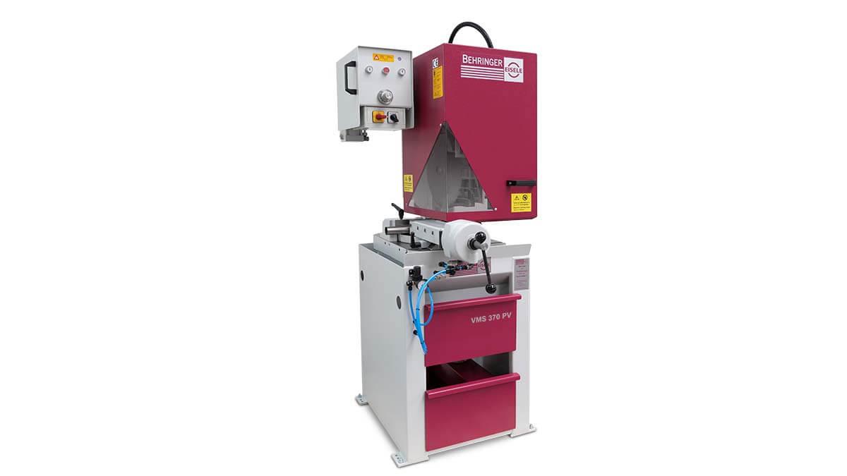 Behringer Eisele Vertikal-Metallkreissäge VMS 370 PV